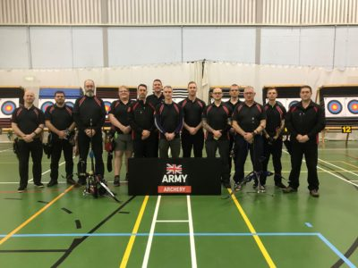 Army Indoor Archery Championships 2020 at RAF Cranwell on 08 March 20_7